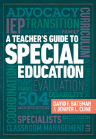 A Teacher's Guide to Special Education, ed. , v.