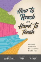 How to Reach the Hard to Teach, ed. , v.
