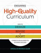 Ensuring High-Quality Curriculum