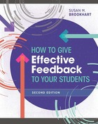 How to Give Effective Feedback to Your Students, ed. 2, v.