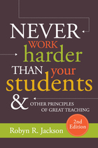 Never Work Harder Than Your Students and Other Principles of Great Teaching, ed. 2, v.