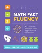 Math Fact Fluency, ed. , v.