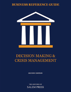 Decision Making & Crisis Management, ed. 2, v.
