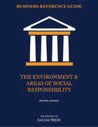 The Environment & Areas of Social Responsibility, ed. 2, v.