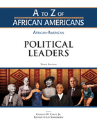 African-American Political Leaders, ed. 3, v.