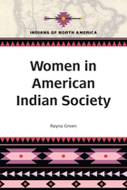 Women in American Indian Society, ed. , v.