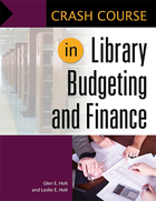 Crash Course in Library Budgeting and Finance, ed. , v.