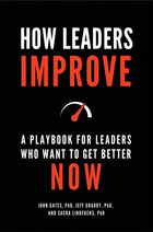 How Leaders Improve, ed. , v.