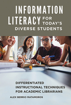 Information Literacy for Today's Diverse Students, ed. , v.