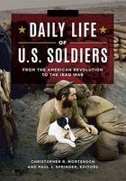 Daily Life of U.S. Soldiers, ed. , v.