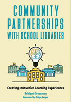 Community Partnerships with School Libraries, ed. , v.