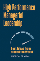 High Performance Managerial Leadership, ed. , v.