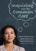 Inquiring Into the Common Core, ed. , v.
