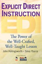 Explicit Direct Instruction (EDI), ed. , v.