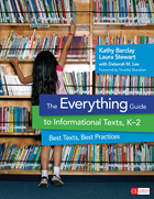 The Everything Guide to Informational Texts, K-2, ed. , v.