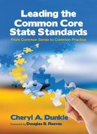 Leading the Common Core State Standards, ed. , v.