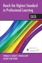 Reach the Highest Standard in Professional Learning: Data, ed. , v.