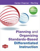 Planning and Organizing Standards-Based Differentiated Instruction, ed. 2, v.