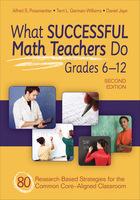 What Successful Math Teachers Do, Grades 6–12, ed. 2, v.
