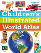 Children's Illustrated World Atlas, ed. , v.