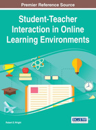 Student-Teacher Interaction in Online Learning Environments, ed. , v.