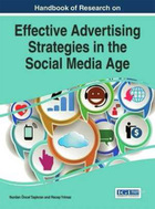 Handbook of Research on Effective Advertising Strategies in the Social Media Age, ed. , v.