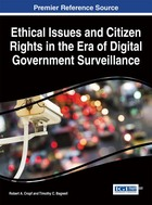 Ethical Issues and Citizen Rights in the Era of Digital Government Surveillance, ed. , v.