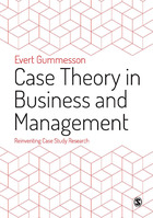 Case Theory in Business and Management, ed. , v.