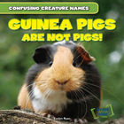 Guinea Pigs Are Not Pigs!, ed. , v.