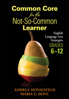 Common Core for the Not-So-Common Learner, Grades 6-12, ed. , v.
