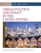 CQ Press Guide to Urban Politics and Policy in the United States, ed. , v.