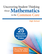 Uncovering Student Thinking About Mathematics in the Common Core, High School, ed. , v.