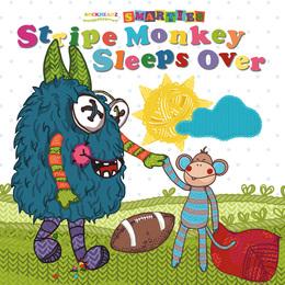 Stripe Monkey Sleeps Over, ed. , v.  Icon