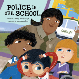 Police in Our School, ed. , v.  Icon