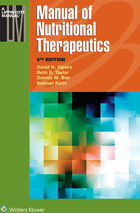 Manual of Nutritional Therapeutics, ed. 6, v.