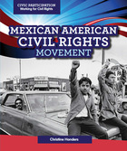 Mexican American Civil Rights Movement, ed. , v.