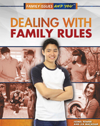Dealing With Family Rules, ed. , v.