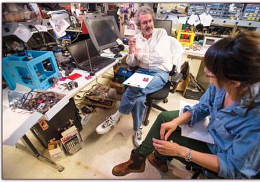 Neil Gershenfeld and the Fab Lab movement were instrumental in the spread of maker culture around the globe.