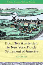 From New Amsterdam to New York, ed. , v.