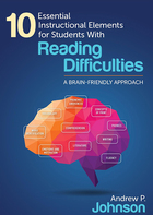 10 Essential Instructional Elements for Students With Reading Difficulties, ed. , v.