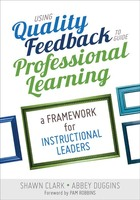 Using Quality Feedback to Guide Professional Learning, ed. , v.