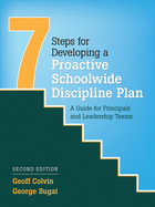 7 Steps for Developing a Proactive Schoolwide Discipline Plan, ed. 2, v.