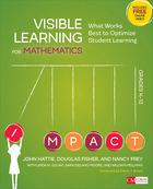 Visible Learning for Mathematics, Grades K-12, ed. , v.