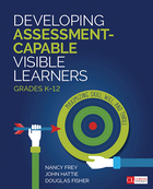 Developing Assessment-Capable Visible Learners, Grades K-12, ed. , v.