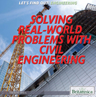 Solving Real World Problems with Civil Engineering, ed. , v.