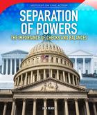 Separation of Powers, ed. , v.