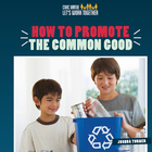 How to Promote the Common Good, ed. , v.