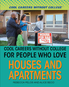 Cool Careers Without College for People Who Love Houses and Apartments, ed. , v.