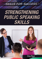 Strengthening Public Speaking Skills, ed. , v.