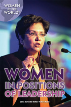Women in Positions of Leadership, ed. , v.